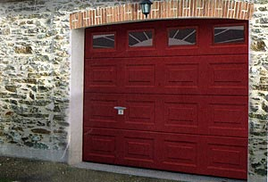 Portes sectionnelles fourniture et installation de for Garage opel l union