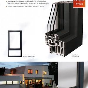 produit menuiserie alu fourniture et installation de. Black Bedroom Furniture Sets. Home Design Ideas